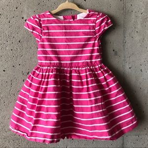 Beautiful Ralph Lauren dress in pink and white